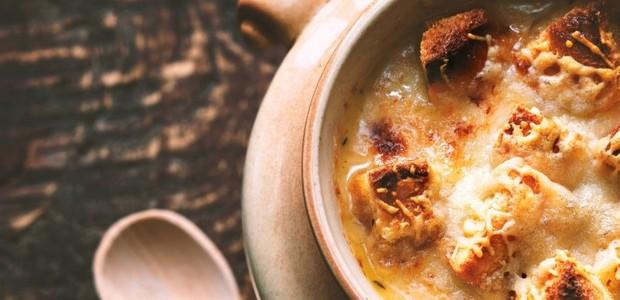 sopa de cebola francesa (Foto: Divulgação)