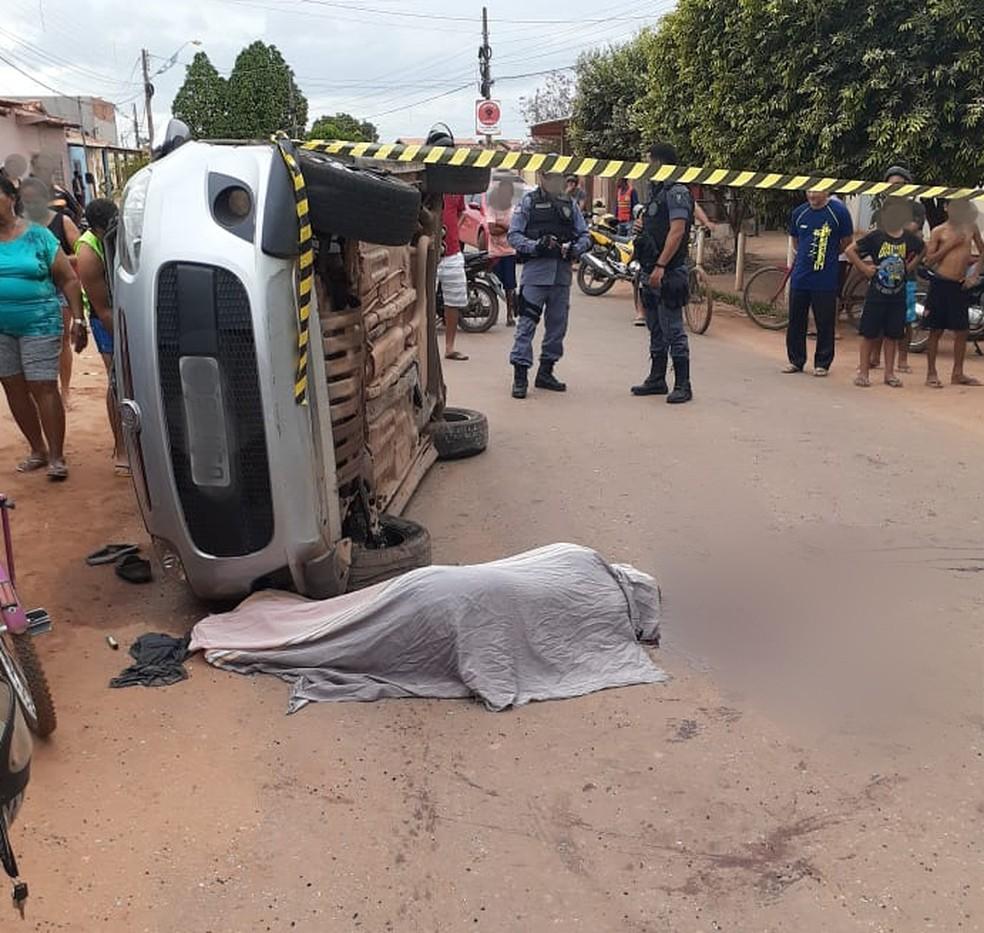 Acidente na Avenida Itaipu deixa uma pessoa morta em Imperatriz — Foto: Reprodução/Redes Sociais