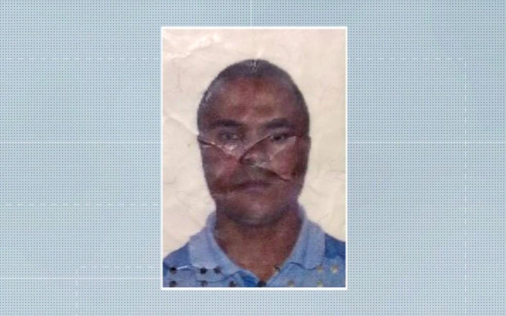 Damião Barbosa Sousa foi reconhecido pelo motorista como sendo um dos assaltantes (Foto: TV Globo/Reprodução)