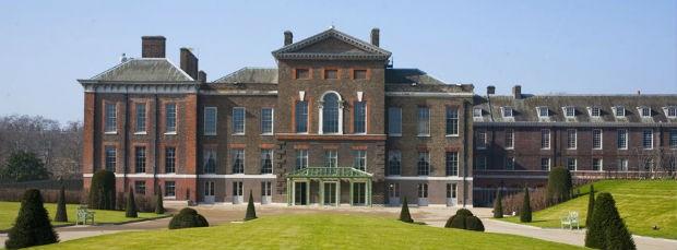 Kensington Palace (Foto: Facebook / Kensington Palace Oficial)