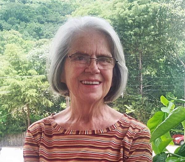 Maria Cristina Cupertino, 74, vive em Tiradentes desde os 59
