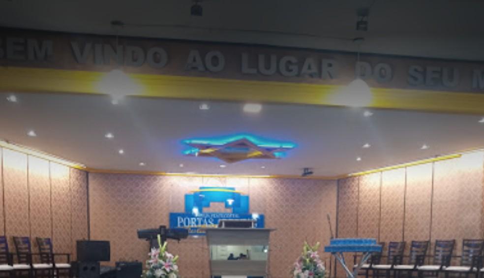 Pastor é presos suspeito de abusar de mulheres que frequentavam sua igreja — Foto: Redes sociais/Reprodução
