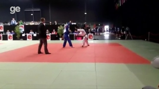 Emerson Silva é bronze na Alemanha e conquista 1ª medalha internacional