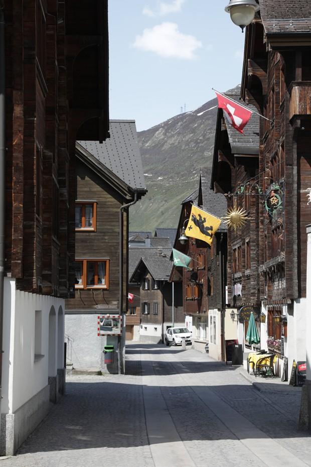Conheça o The Chedi Andermatt: um hotel de luxo em região inóspita da Suiça  (Foto: Divulgação)