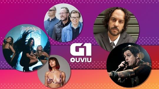 'G1 Ouviu' tem trios de anjos, rock saudosista e 'Gabriel O Trapper'