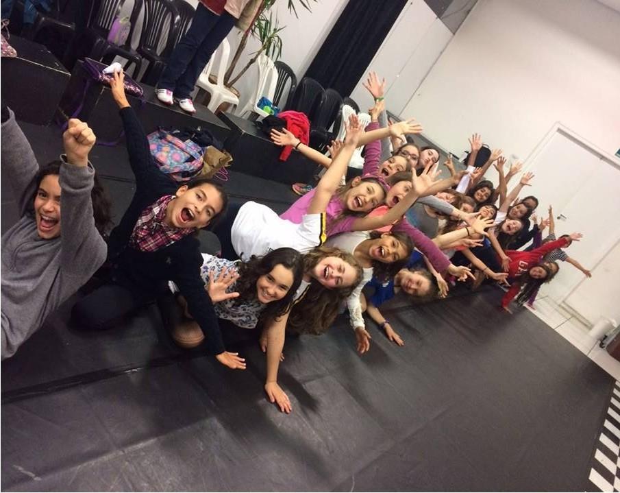A Teen Broadway oferece um curso de atuação em musicais específico para crianças (Foto: Divulgação)