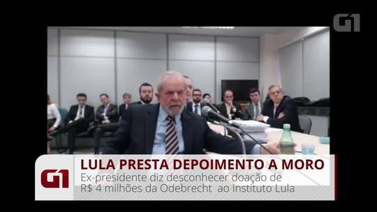 Lula nega propina e diz a Moro que Palocci mentiu: 'Ele é calculista, frio'