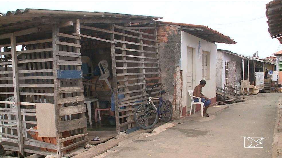 Pesquisa afirma que 312 mil maranhenses voltaram à condição de pobreza em todo o estado. (Foto: Reprodução/TV Mirante)
