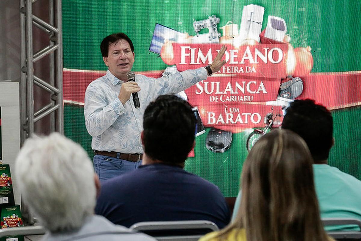 Projeto 'Natal Nota 10 da Feira Sulanca' é lançado em Caruaru