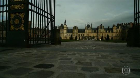 Pedras de última pedreira artesanal da França são usadas em castelos