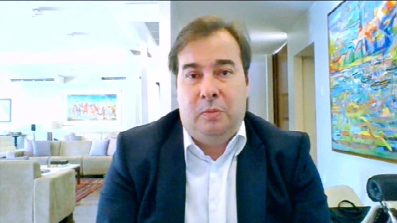 'Reunião positiva', diz Rodrigo Maia após encontro com embaixador chinês para discutir insumos