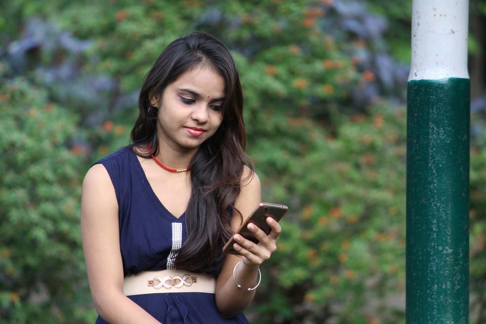 Namoro online pode parecer intimidador à primeira vista — Foto: Pixabay