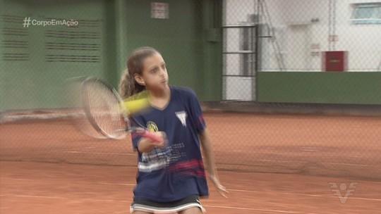 Jovens atletas são apontados como novas apostas para o tênis da região