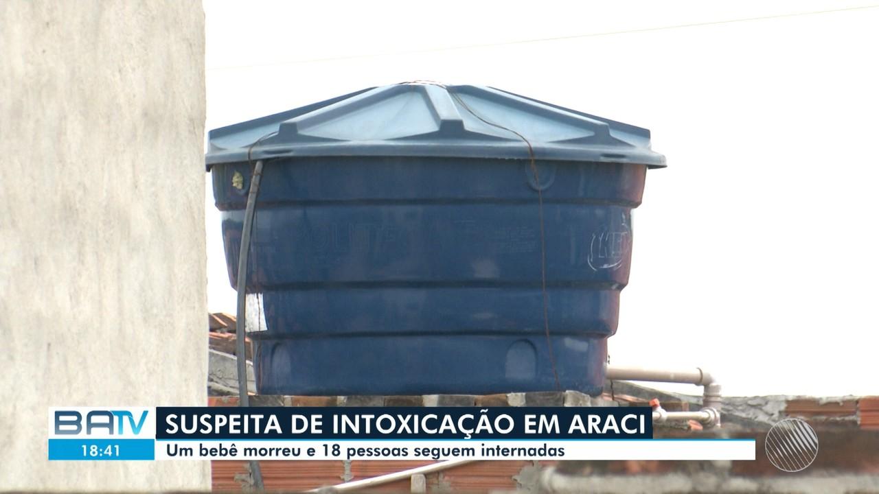Dois pacientes que consumiram água contaminada em Araci são diagnosticados com rotavírus