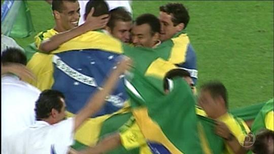 As conquistas da Seleção Brasileira em música