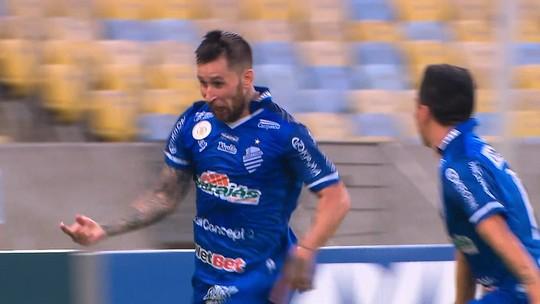 Atuações do CSA: Jonatan Gómez se destaca, faz o gol da vitória e tem a melhor nota