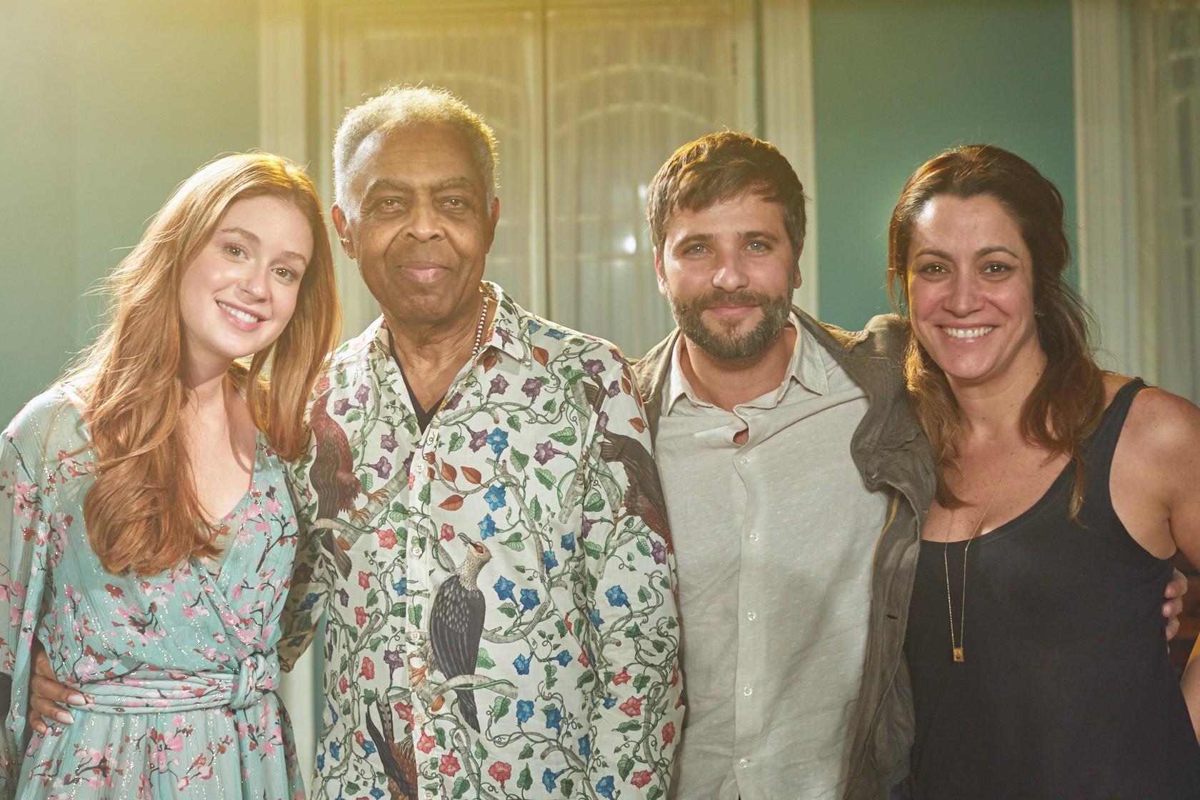"""Gilberto Gil faz participação especial em """"Todas as Canções de Amor"""" (Foto: Divulgação)"""
