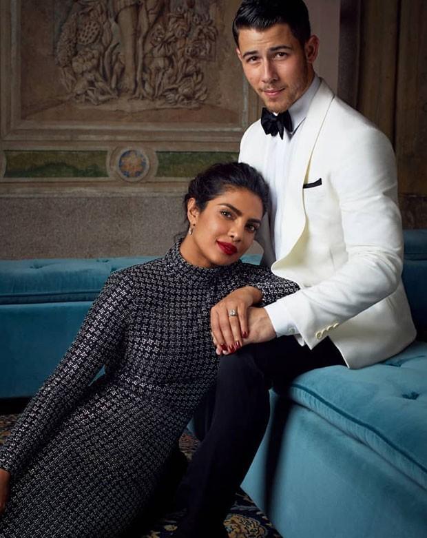 Priyanka Chopra e Nick Jonas (Foto: Reprodução Instagram)