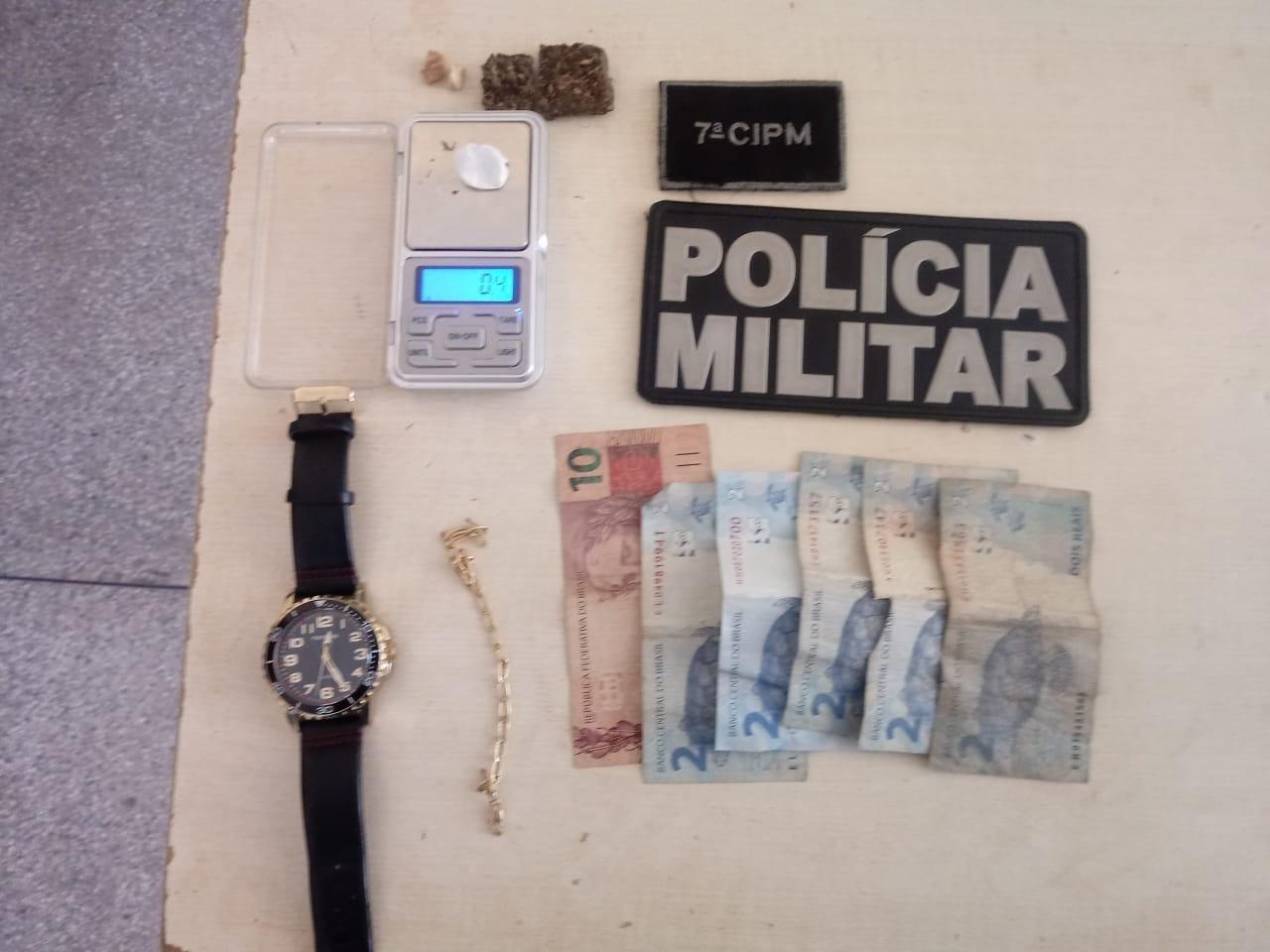 Dupla é presa em Altamira suspeita de comandar esquema de tráfico de drogas