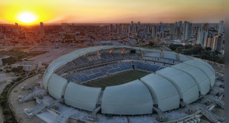 ABC pede e CBF transfere clássico contra o América-RN para a Arena das Dunas