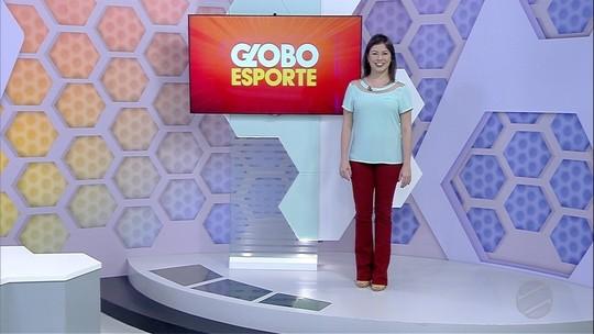 Globo Esporte MS - sábado - 25/05/2019
