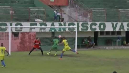 Tuna Luso vence Tiradentes em jogo-treino no Sousa visando a Segundinha