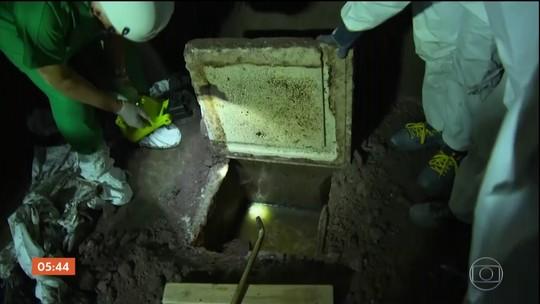 Túmulos no Vaticano não têm restos de jovem desaparecida há 36 anos
