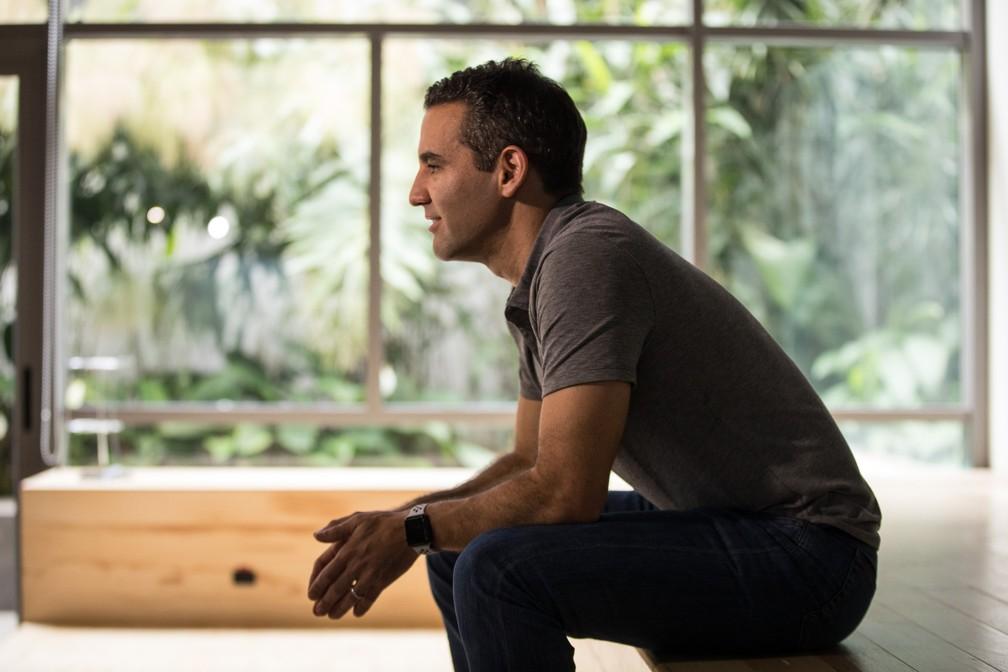 David Vélez, fundador do Nubank — Foto: Fabio Tito/G1