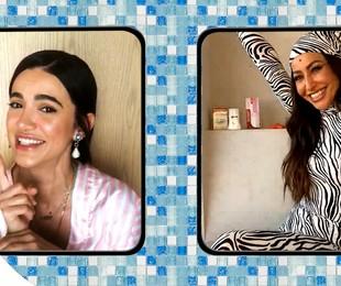 Manu Gavassi e Sabrina Sato   Divulgação