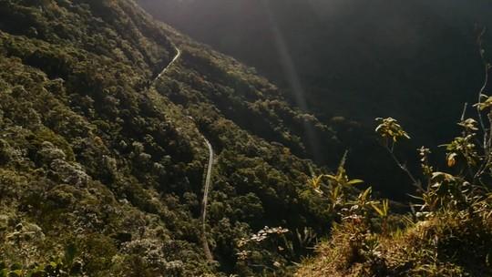 Plug chega ao cume do Marumbi (parte 1)