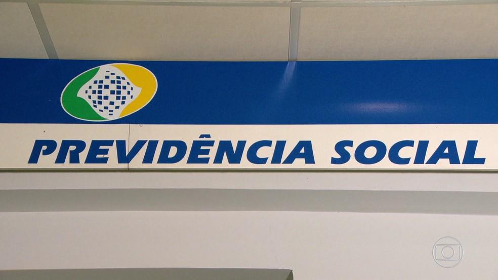 Sete agências do INSS no RN reiniciam atendimento presencial nesta segunda-feira (14) — Foto: jornal nacional