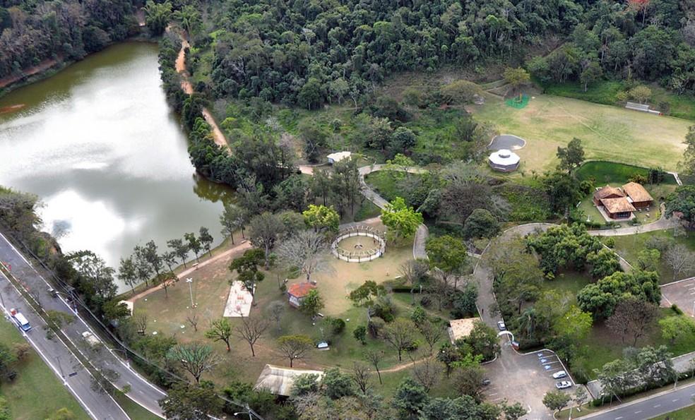 -  Parque da Lajinha é um dos lugares incluídos na expansão do oferecimento de wi-fi gratuito em áreas públicas de Juiz de Fora  Foto: Prefeitura de Jui