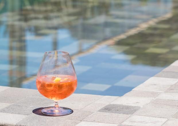 """Drink """"Beija Eu"""", do hotel Yoo2 Rio, inspirado na música de Marisa Monte (Foto: Divulgação)"""