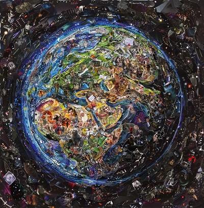 'Mad World', de Vik Muniz