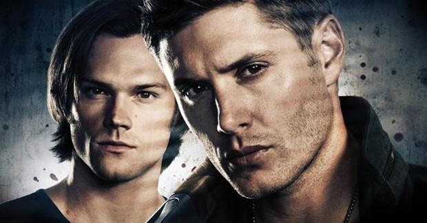 Jared Padalecki e Jensen Ackles em Supernatural (Foto: Divulgação)