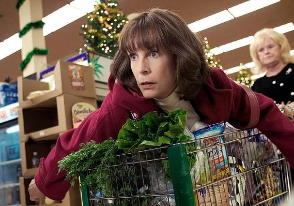Ouvi ceia de Natal? Partiu supermercado! (Foto: Reprodução)