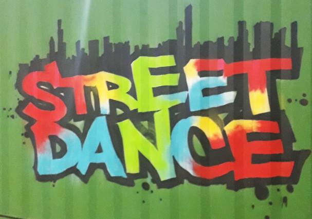 Palco Street Dance (Foto: Fernanda Frozza)