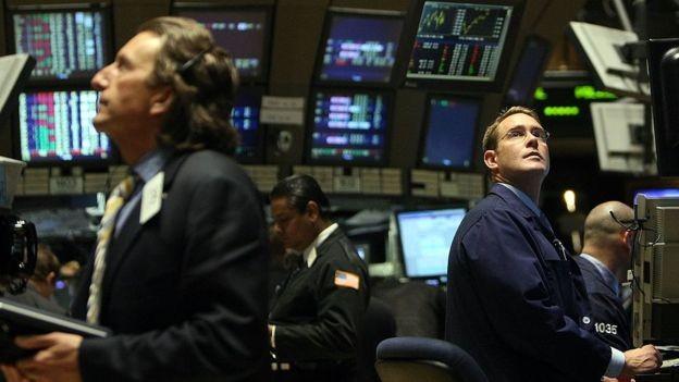 A crise financeira de 2008 financial fez as pessoas se voltarem para a telona (Foto: Getty Images via BBC News Brasil)