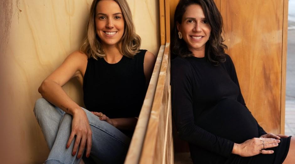Gabriela Lorenzetti e Juliana Couto, fundadoras da Così Home  (Foto: Tinko Czetwertynski )