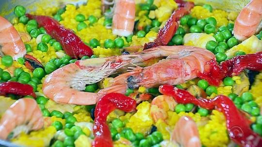Paella à Marinera