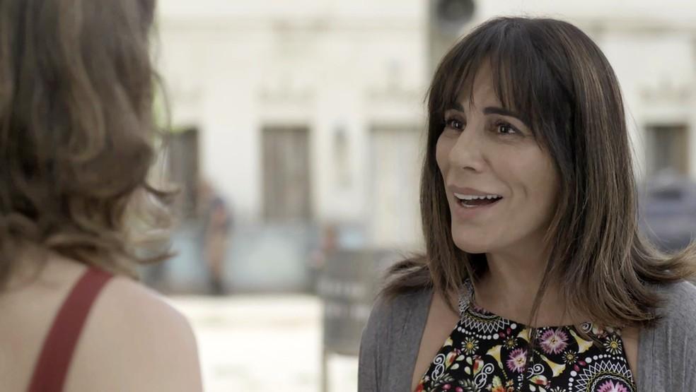 Duda pede que Clara no fale com ela Foto TV Globo