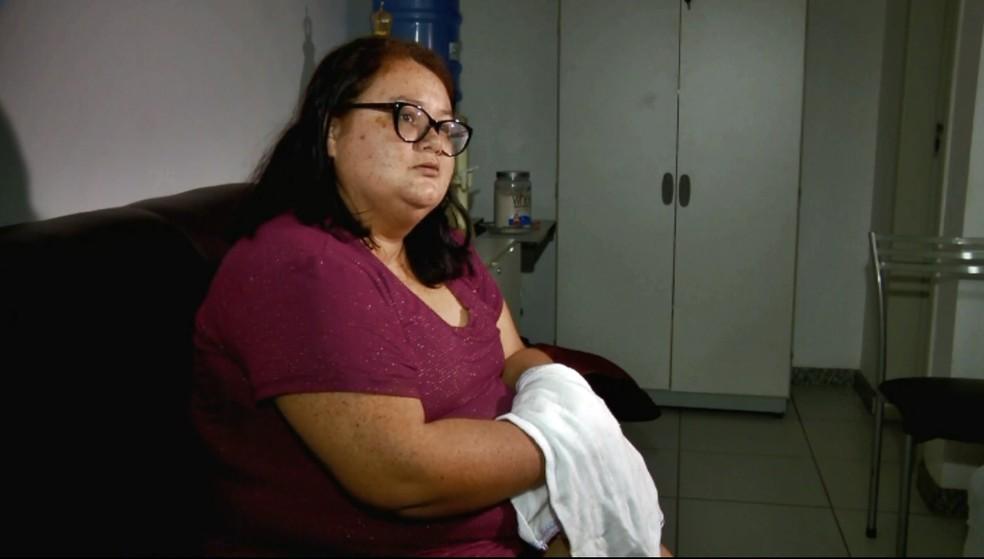 Agente de viagens disse que mãe concordou em doar a criança em MG (Foto: Reprodução EPTV / Ricardo Caroba)