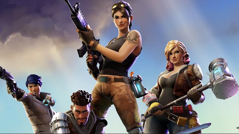 Fortnite — Foto: Divulgação/Epic Games