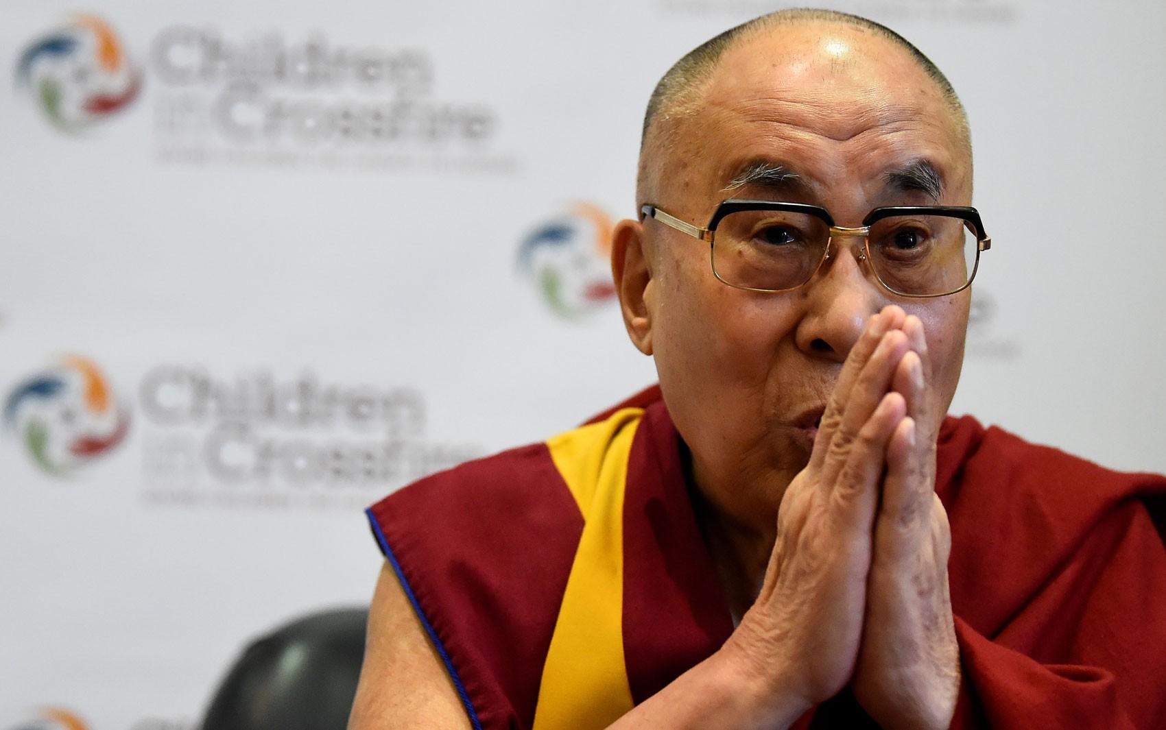 Dalai Lama celebra 85 anos com lançamento de álbum de mantras