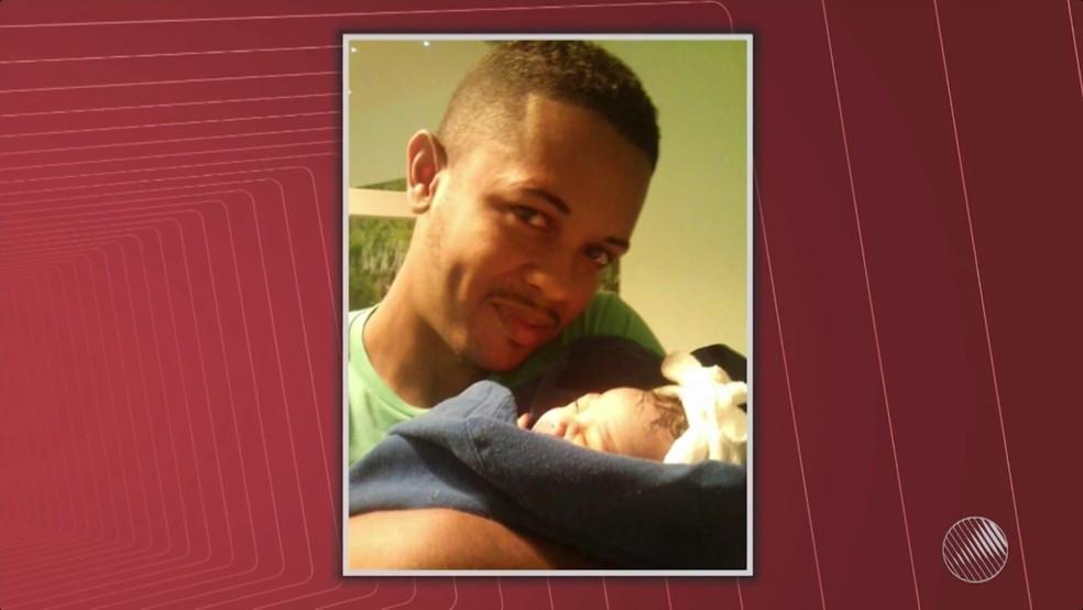 Gabriel Boaventura de Melo Nascimento morreu após ser agredido (Foto: Reprodução/TV Bahia)