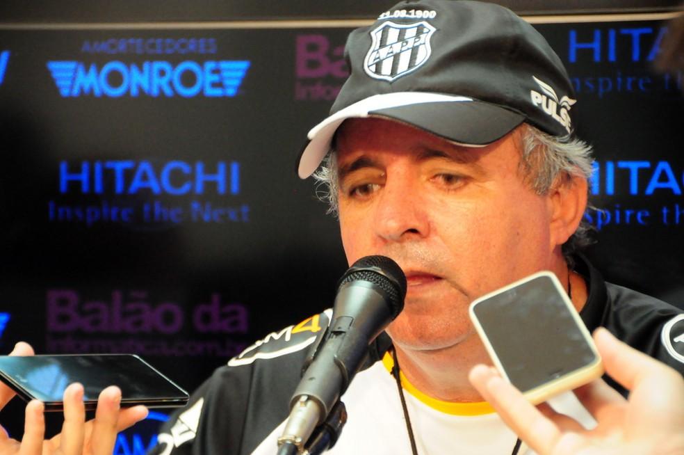 Vadão também teve passagens marcantes pela Ponte  — Foto: Raul Pereira / Globoesporte.com