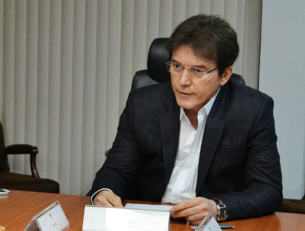 Robinson Faria é alvo de uma inquérito do Ministério Público do RN (Foto: Thyago Macedo/G1)