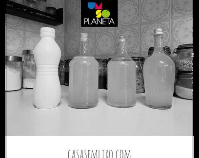 Sabão líquido sustentável e multiuso: como fazer em casa