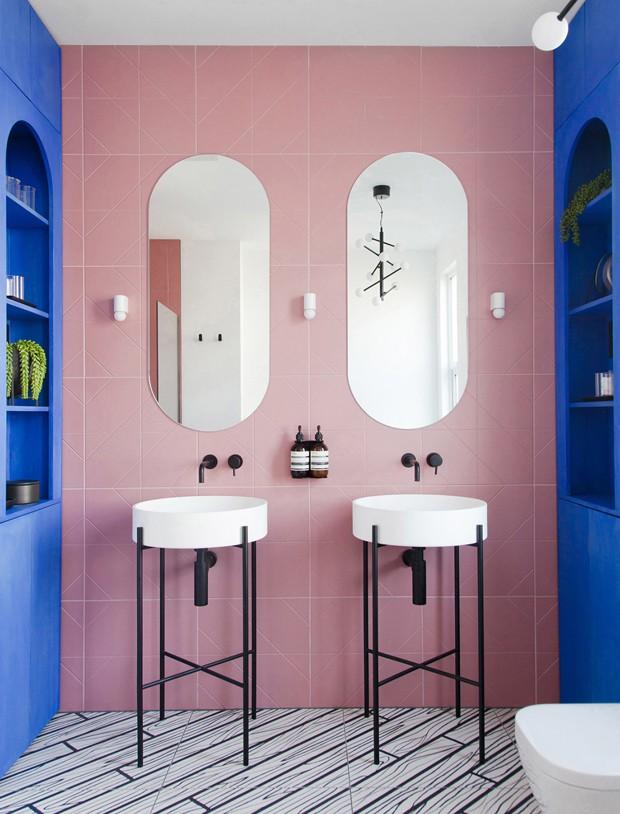 Decoração de banheiro pequeno: 12 ambientes para se inspirar (Foto: Divulgação)