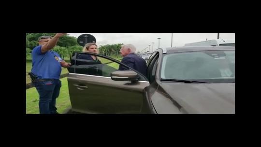Veja o momento da prisão do ex-ministro Moreira Franco; vídeo